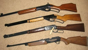 В Одесской области закончился месячник сдачи оружия