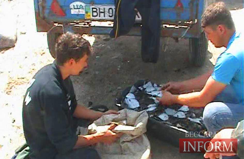 Татарбунарских браконьеров поймали на горячем (ФОТО)
