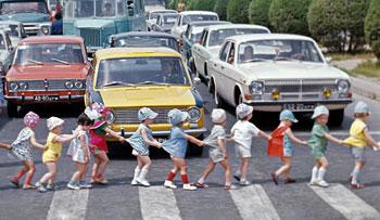 МВД усилит контроль детей на дорогах!