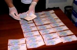 Болград: прапорщик был пойман при получении взятки