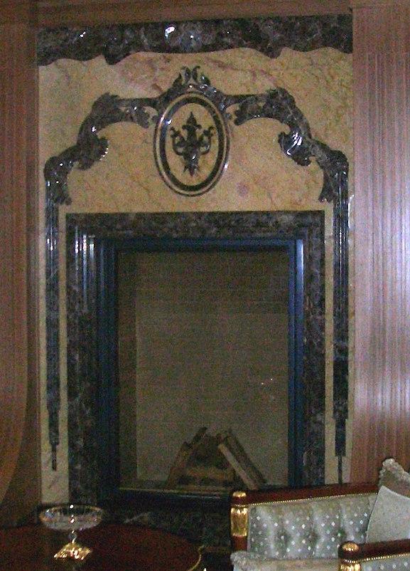 Охотничий дом Януковича: вид изнутри (ФОТОРЕПОРТАЖ)