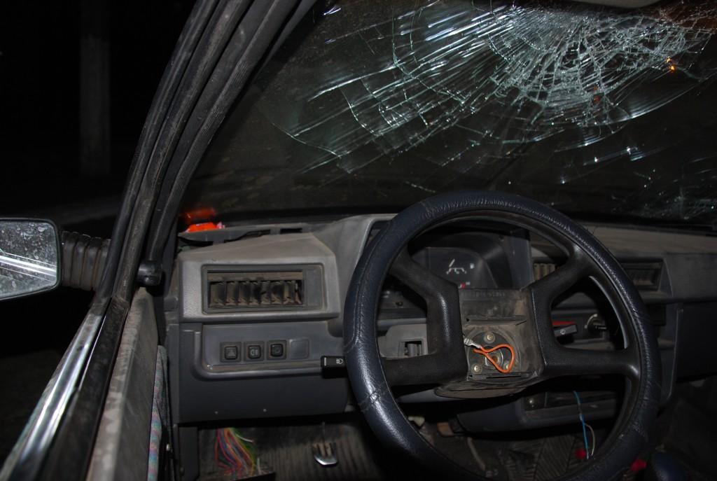 Измаил: в ДТП пострадали Таврия и Опель, пьяный водитель сбежал