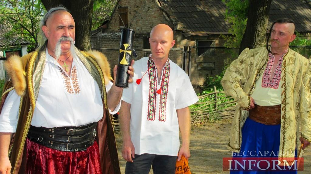 "Вадима Нестерчука приняли в козаки и нарекли ""Моторным""!"
