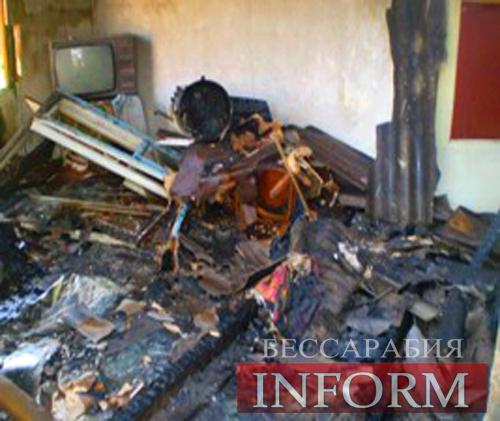 Пожар в Килие: эвакуировали 16 человек, никто не погиб