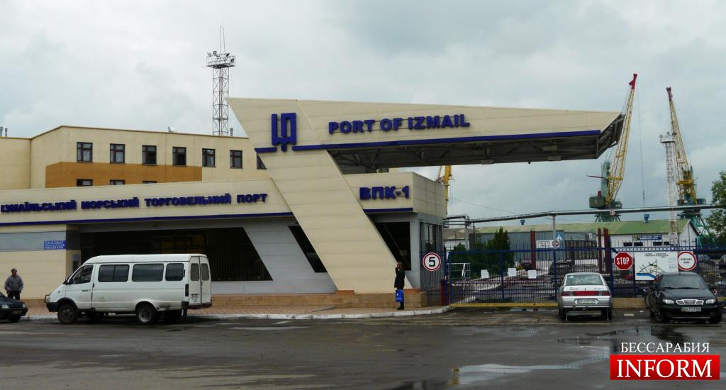 Измаильский порт: Руководство проводит закрытое собрание; работников не пускают! ВИДЕОрепортаж