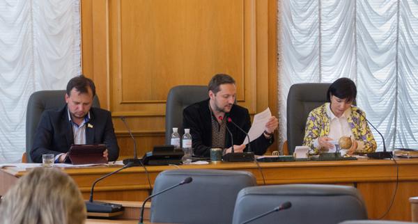 Верховной раде предлагают запретить пропаганду гомосексуализма