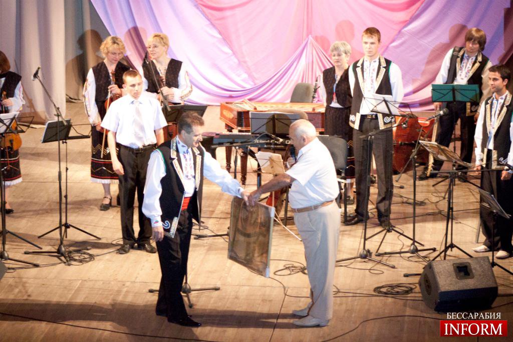 Юбилей Народного оркестра «Бессарабия» ФОТОРЕПОРТАЖ