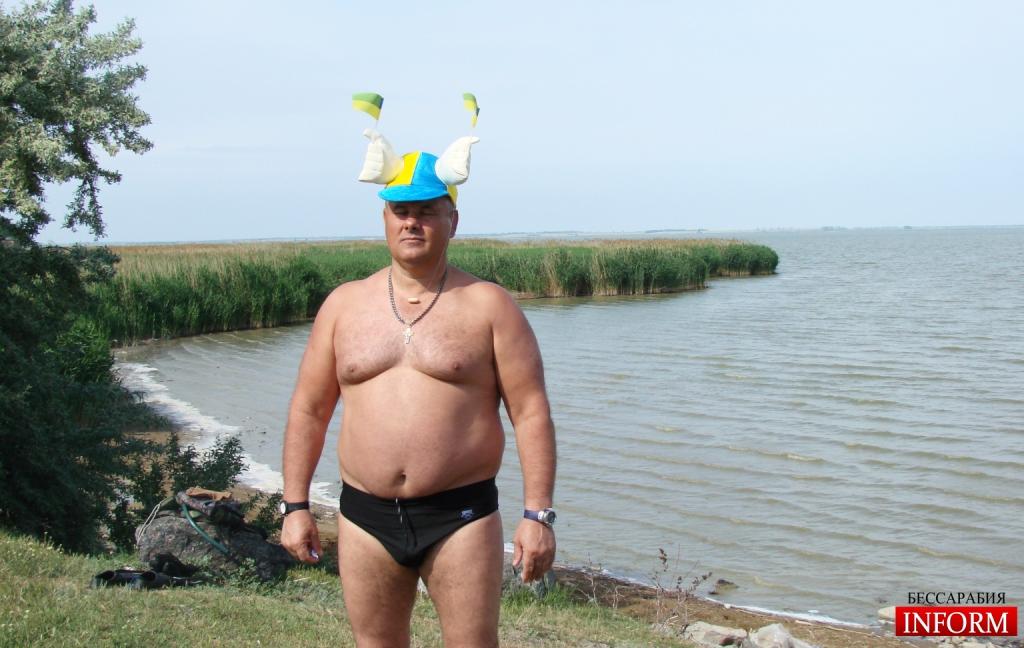 Иван Папушенко форсировал очередное озеро (обновлено, ВИДЕО)