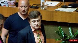 Е. Пундик обвинил  «За Измаил!»  в деструктиве