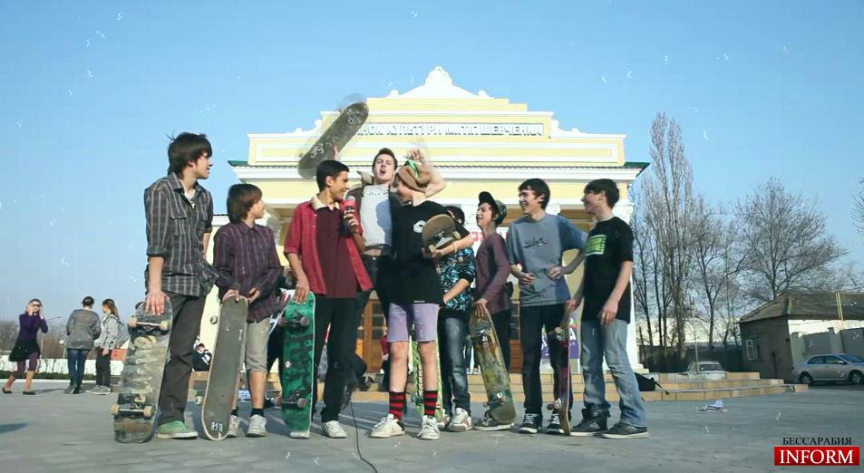 Информацию о скейт-парке - опроверг Абрамченко