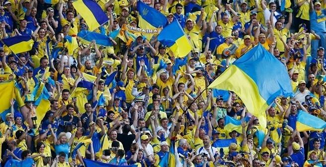 Украина выиграла стартовый матч ЕВРО! УРА!