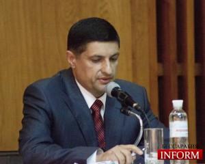 В Измаиле мэр созывает сессию. На повестке - киевские события