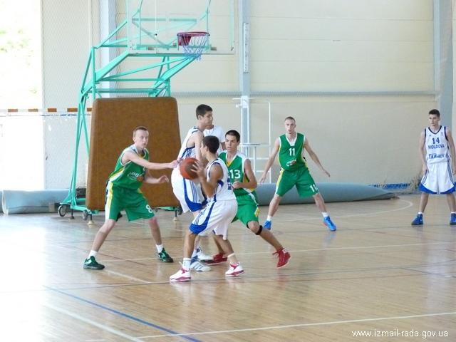 Юношеский баскетбол в Измаиле - взгляд со стороны