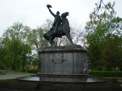 В Одессе установят памятник Суворову – копию измаильского