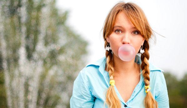Молодежь! Жевательная резинка ухудшает память