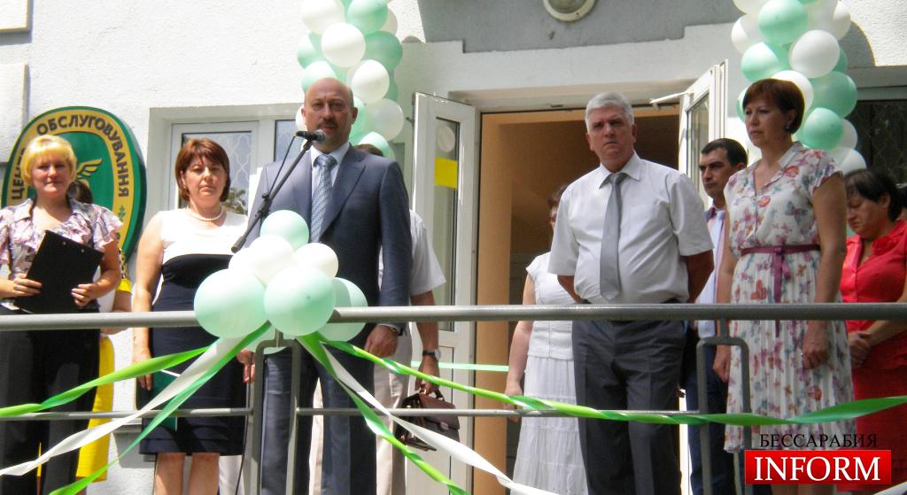 Новый сервисный центр – для измаильских налогоплательщиков