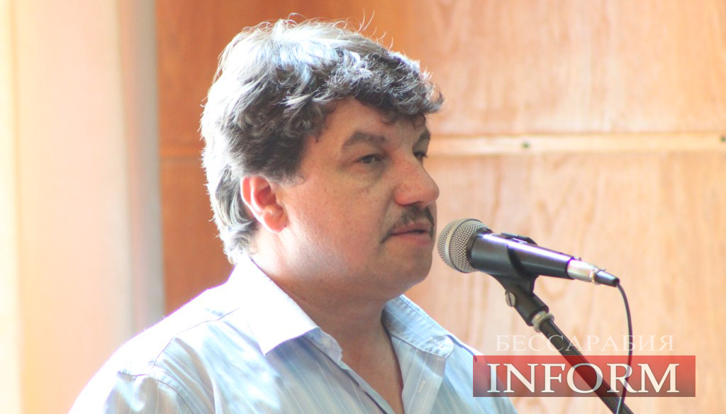Дмитрий Филипчук - очередной ставленник регионалов в Измаиле (ФОТО)