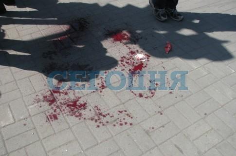 В Днепропетровске очередной взрыв! Шесть человек пострадало