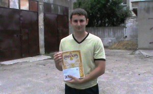 Белгород – Днестровский: ко Дню Защиты детей правоохранители играли в футбол