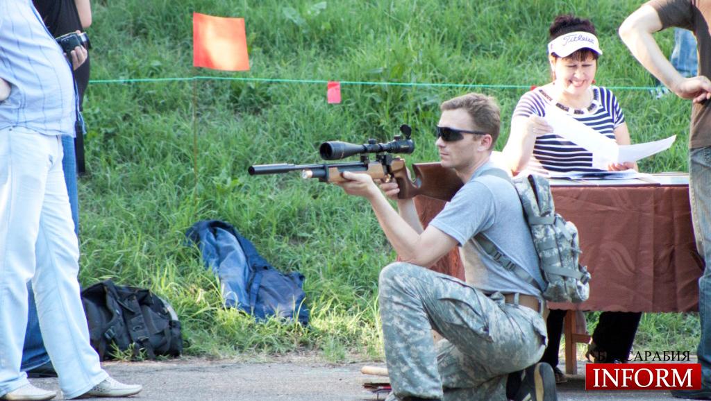 Field Target в Измаиле: Есть жертвы, правда, бумажные! ФОТОрепортаж