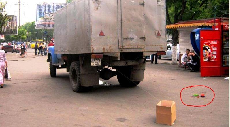В Одессе под колесами грузовика погиб ребенок 2011 г. р. (ФОТО)
