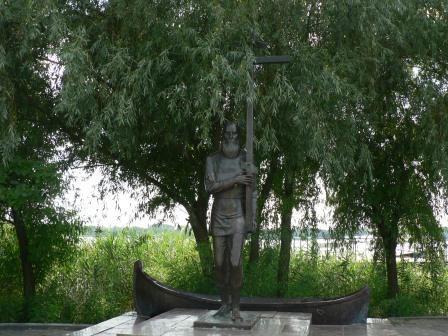 Литературная экспедиция на вилковских ереках