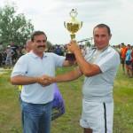Саратский район: состоялся I турнир по футболу среди молдавских сел.