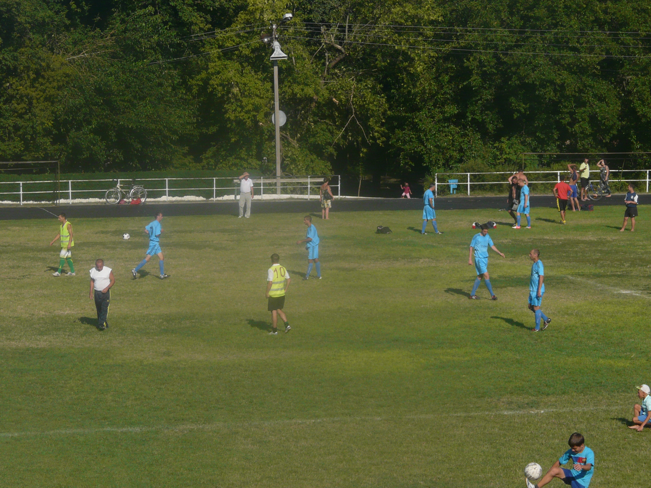 Измаил: завершился 7 тур чемпионата города по футболу. (фото)