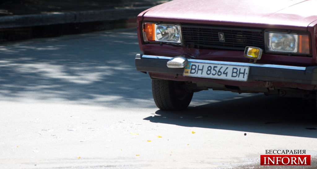 Пятничное ДТП в Измаиле: Четверка догнала КИА