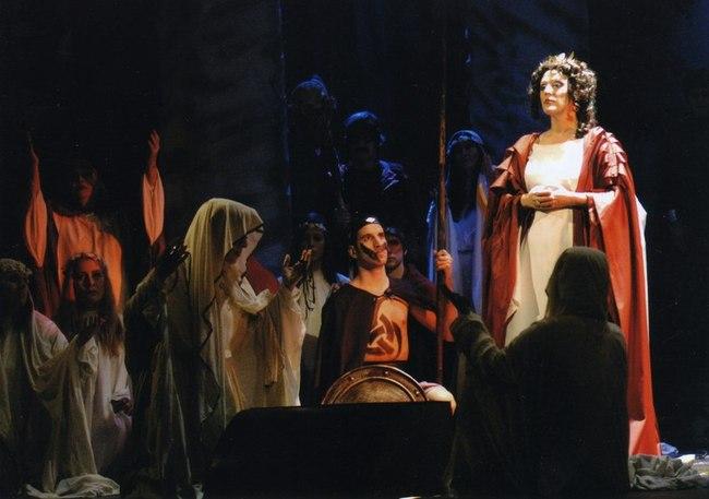 Белгород-Днестровский посетит оперная певица Светлана Власенко.