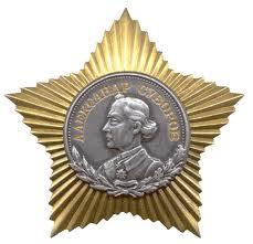 Измаил: О тех, кто удостоен ордена Суворова.