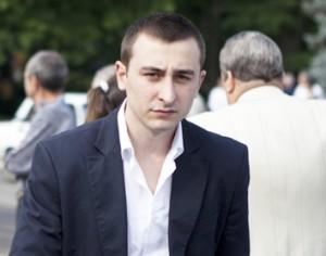 """Максим Волков: """"Я иду в депутаты, чтобы представлять интересы молодёжи""""."""