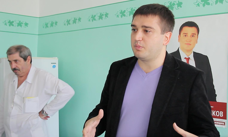 Александр Борняков: «Нашей медицине нужна неотложная помощь.» Фото, видео