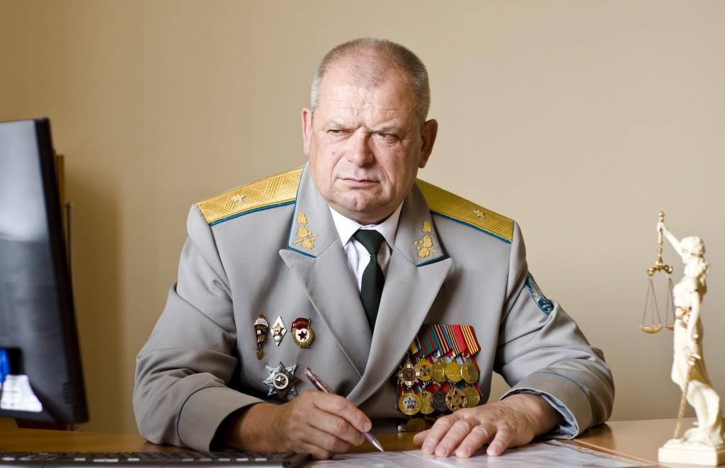 Поздравление измаильчанам с ДНЕМ ГОРОДА! Олег Бабич, генерал-майор (видео)