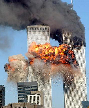 11 лет прошло со дня теракта в Нью-Йорке!