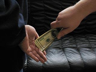 В Бессарабии на взятке попался бухгалтер райадминистрации