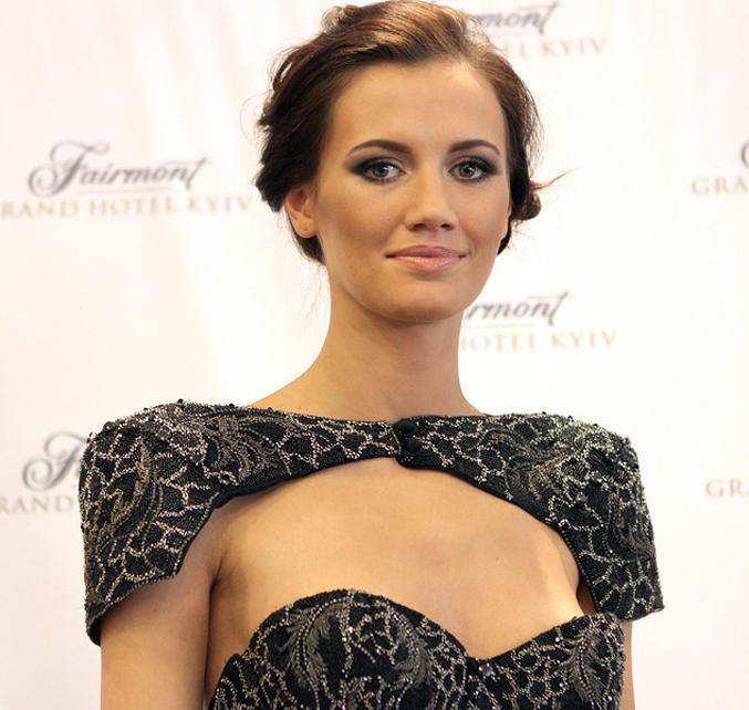 Самое дорогое платье в мире за 5,5 млн.$ вчера показали в Киеве.Фото.Видео.