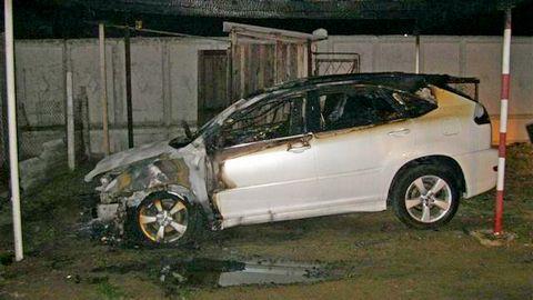 06-09-2 Власть не остановить: оппозиционерам продолжают сжигать автомобили! ФОТО, ВИДЕО