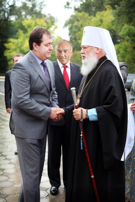 Митрополит Агафангел Одесский и Измаильский - ПиаРщик нарасхват?