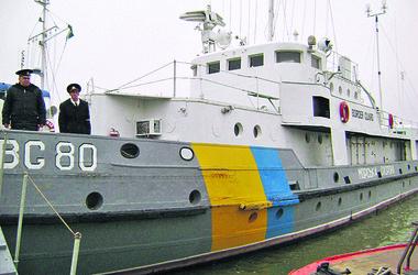 Измаил. Старейший корабль ВМФ Украины могут продать