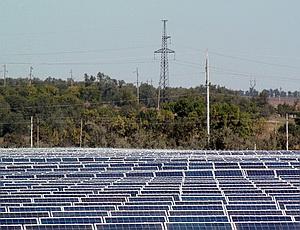 В Одесской области завершено строительство солнечной электростанции