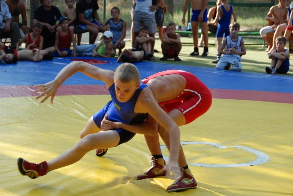 В Болграде состоялись два борцовских турнира.