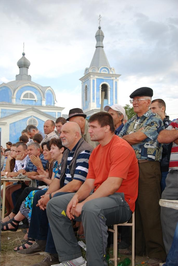 Болградский р-н. В Дмитровке состоялся турнир по вольной борьбе
