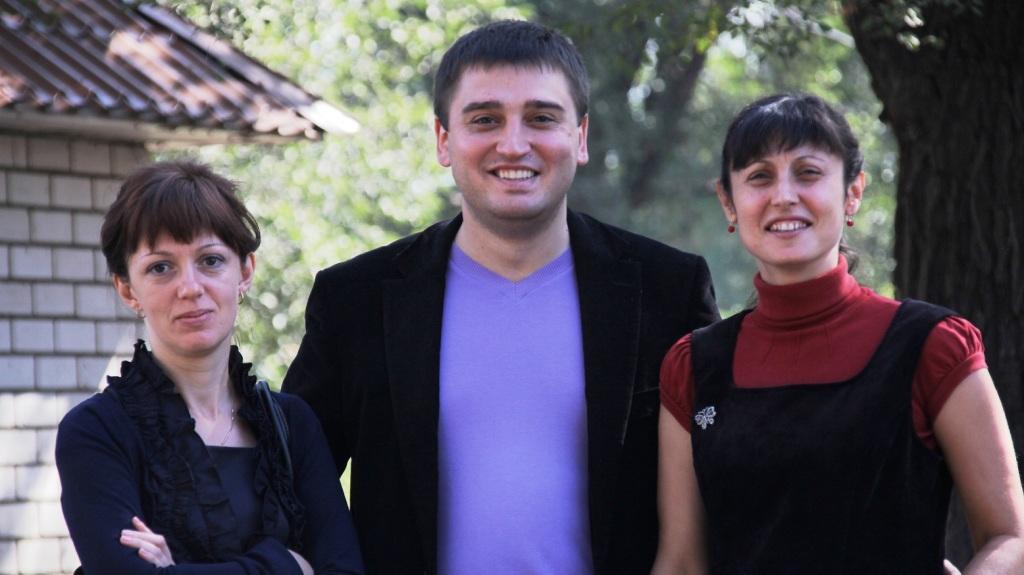 Александр Борняков: « Вы должны поверить в нас, молодых, и дать нам возможность работать, чтобы возродить Украину»