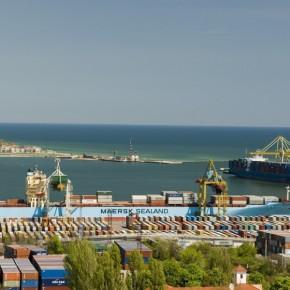 Ильичёвский порт вложил в своё развитие уже 134 млн гривен.