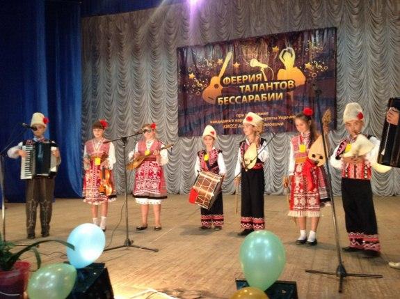 Арцизский р-н. Новый тур «Феерии талантов Бессарабии» произвёл фурор