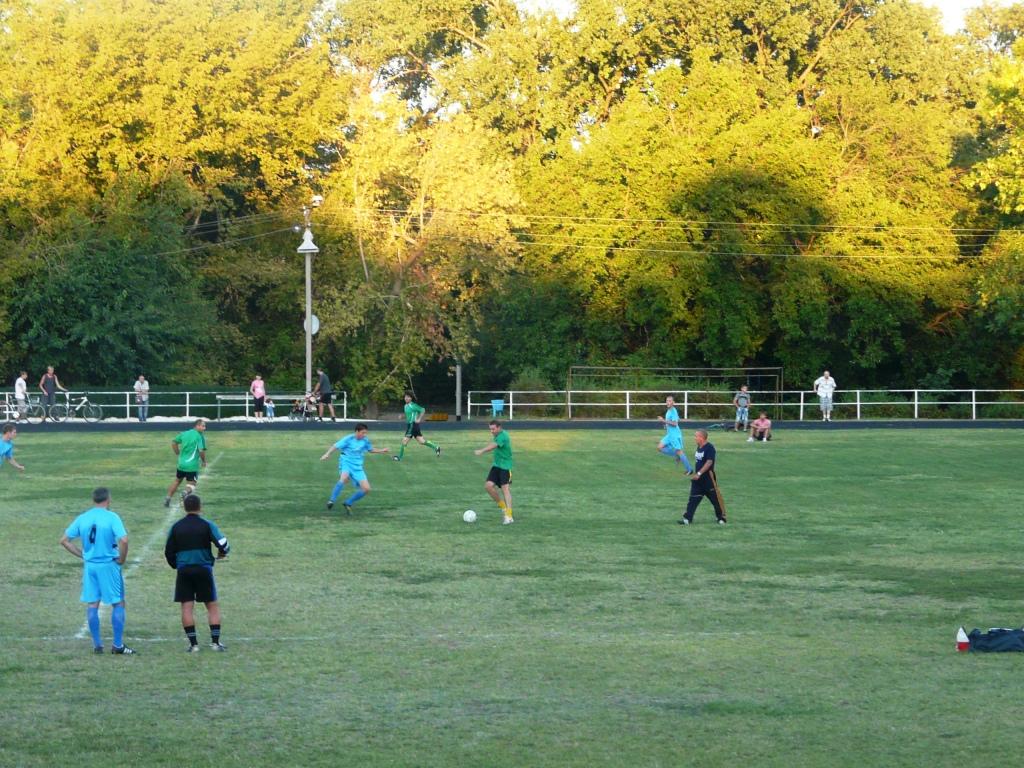 В Измаиле прошли игры 9 тура Чемпионата города по футболу.