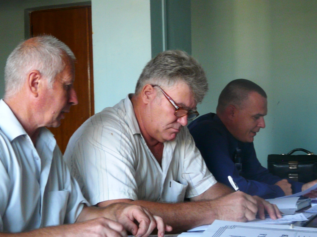 Измаил. Руководство 143 ОВК посетило семинар в ЦИК.