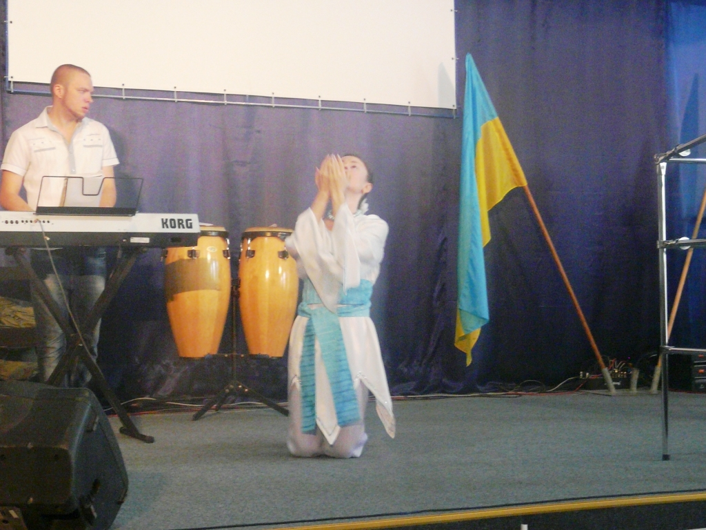 В Измаиле прошёл тренинг с Джоном Шепардом Ли.