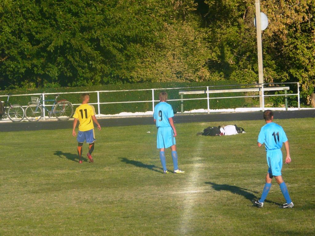 В Измаиле кипят футбольные страсти.